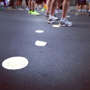 bay to breakers tortilla toss